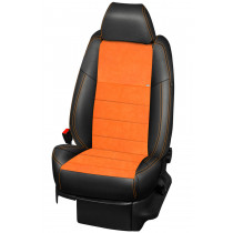 ALCANTARA® orange