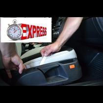 Služba EXPRES (Výroba do 8hodín) + Montáž vo výrobnom závode MAD